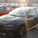 Fiat Tipo hatchback front three quarter snapped