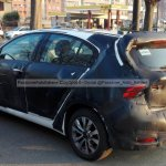 Fiat Tipo hatchback rear three quarter snapped