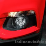 Ford Mustang foglamp Indian debut