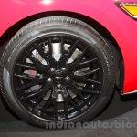 Ford Mustang rim Indian debut