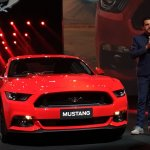 Ford Mustang unveiled in India