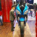 Hero HX250R front at Auto Expo 2016
