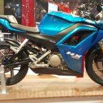 Hero HX250R side at Auto Expo 2016