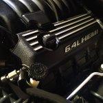 Jeep Grand Cherokee SRT engine showcased in Bangalore
