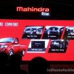 Mahindra Imperio comfort