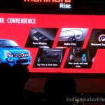 Mahindra Imperio double cab features
