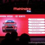 Mahindra Imperio key benefits
