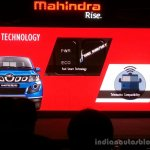 Mahindra Imperio power and eco drive modes