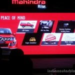 Mahindra Imperio safety