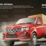 Mahindra Imperio single cabin