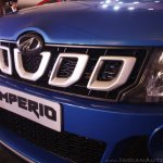 Mahindra Imperio toothed grille