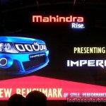 Mahindra Imperio unveiled