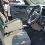 Mahindra KUV100 interior live image