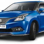 Maruti Baleno RS concept front press shots Auto Expo 2016