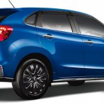 Maruti Baleno RS concept rear press shots Auto Expo 2016
