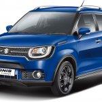 Maruti Ignis concept front quarter press shots Auto Expo 2016
