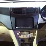 Maruti Swift Dzire Auto Gear Shift audio system at Auto Expo 2016