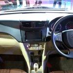 Maruti Swift Dzire Auto Gear Shift dashboard at Auto Expo 2016