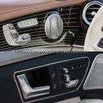 Mercedes E Class (W213) vs Mercedes E Class (W212) door trim Old vs New