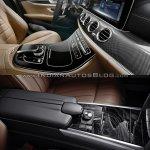 Mercedes E Class (W213) vs Mercedes E Class (W212) trim materials Old vs New