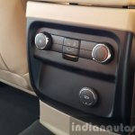 New Ford Endeavour HVAC control In Images