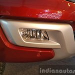 New Ford Endeavour fog lamp In Images