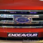New Ford Endeavour grille In Images