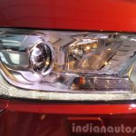 New Ford Endeavour headlamp In Images