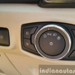 New Ford Endeavour headlamp controls In Images