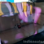 New Ford Endeavour third row seats In Images