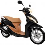 New Honda Spacy Pearl Magellanic Black