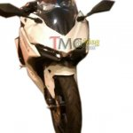 New Kawasaki Ninja 250R white front spied before 2016 end launch