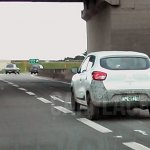 South American-spec Renault Kwid spied