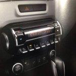 Suzuki Ignis brochure scans HVAC controls surface