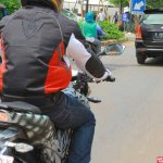 TVS Apache RTR 200 4V LED tail lamp new spyshots in Indonesia