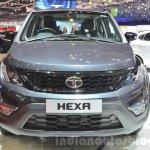 Tata Hexa Tuff front fascia at Geneva Motor Show 2016
