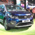 Tata Hexa at Auto Expo 2016