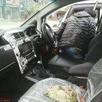 Tata Hexa interior snapped in Sikkim