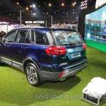 Tata Hexa rear quarter at Auto Expo 2016