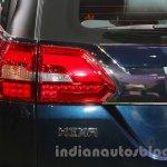 Tata Hexa taillight at Auto Expo 2016