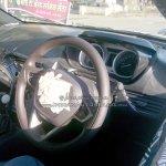 Tata Nexon AMT interior spied