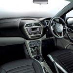 Tata ZICA Personalized INTERIOR-Dashboard Auto Expo 2016