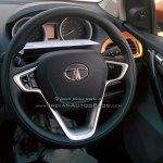 Tata Zica steering dealer spied
