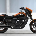 UM Renegade Sport S orange side