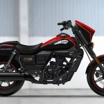 UM Renegade Sport S red side