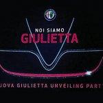 2016 Alfa Romeo Giulietta teaser