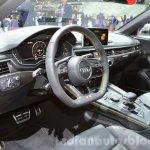 2016 Audi S4 Avant interior at 2016 Geneva Motor Show