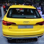2016 Audi S4 Avant rear at 2016 Geneva Motor Show