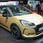 2016 DS 3 Performance BRM front quarter at 2016 Geneva Motor Show