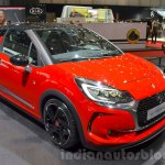 2016 DS 3 Performance front quarter at 2016 Geneva Motor Show
